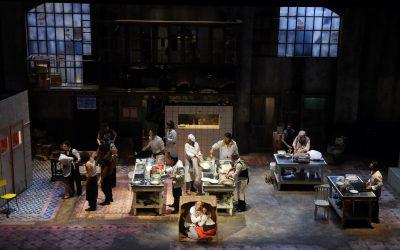 """La cucina"" / Roma, Teatro Eliseo dal 2 al 20 Maggio 2018"