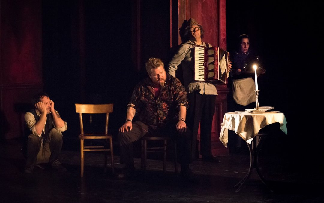 """Debutto del """"Don Giovanni"""" a Torino / 3-22 Aprile 2018"""