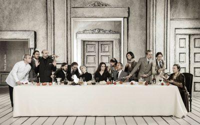 """Debutto dello spettacolo """"Così è (se vi pare)"""" a Torino"""